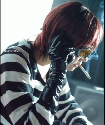 Death Note Cosplay >> Mairu Jibasu - MyAnimeGirls 2014