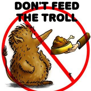 No alimentar al troll