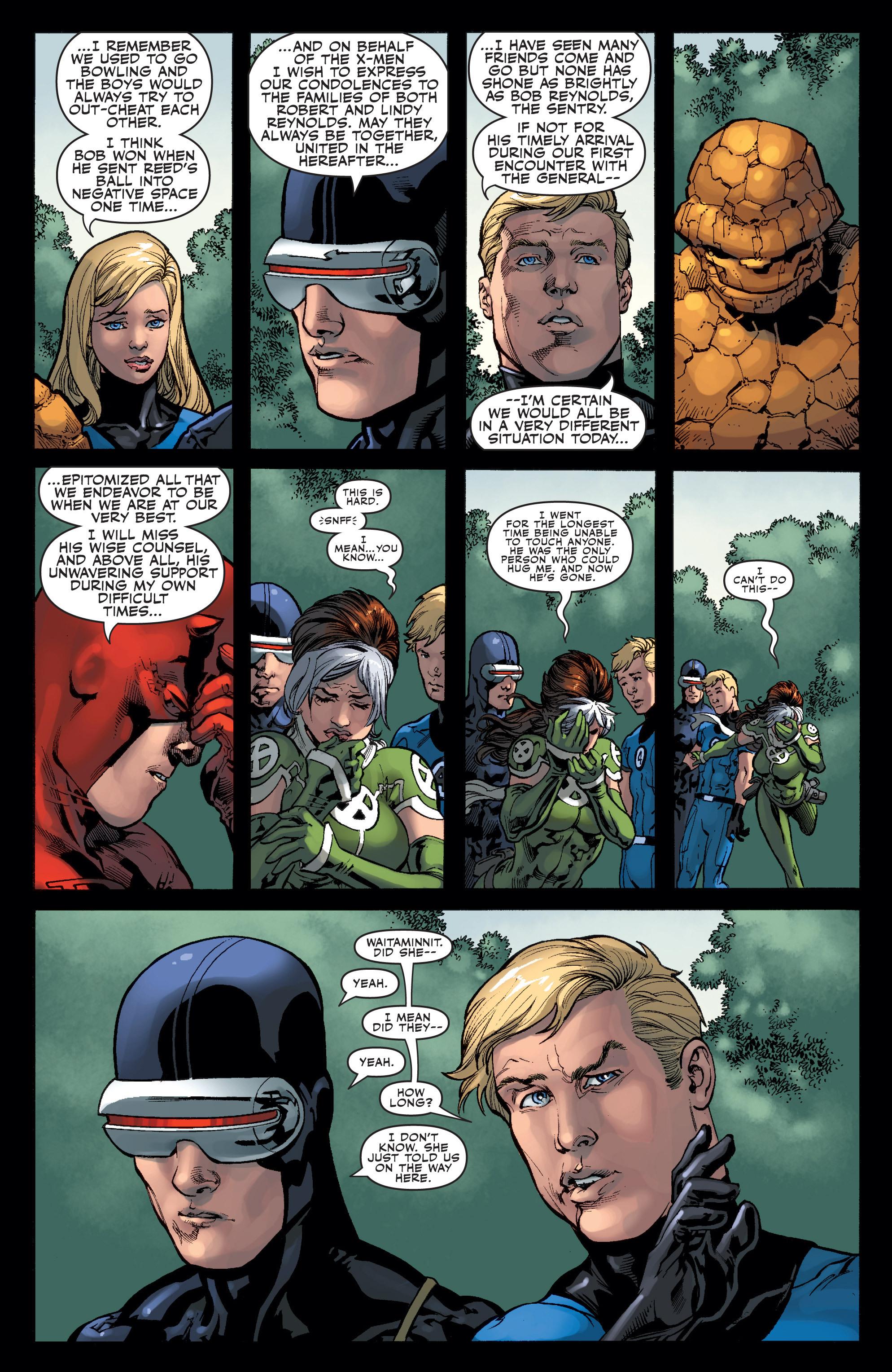 Read online Sentry: Fallen Sun comic -  Issue # Full - 17