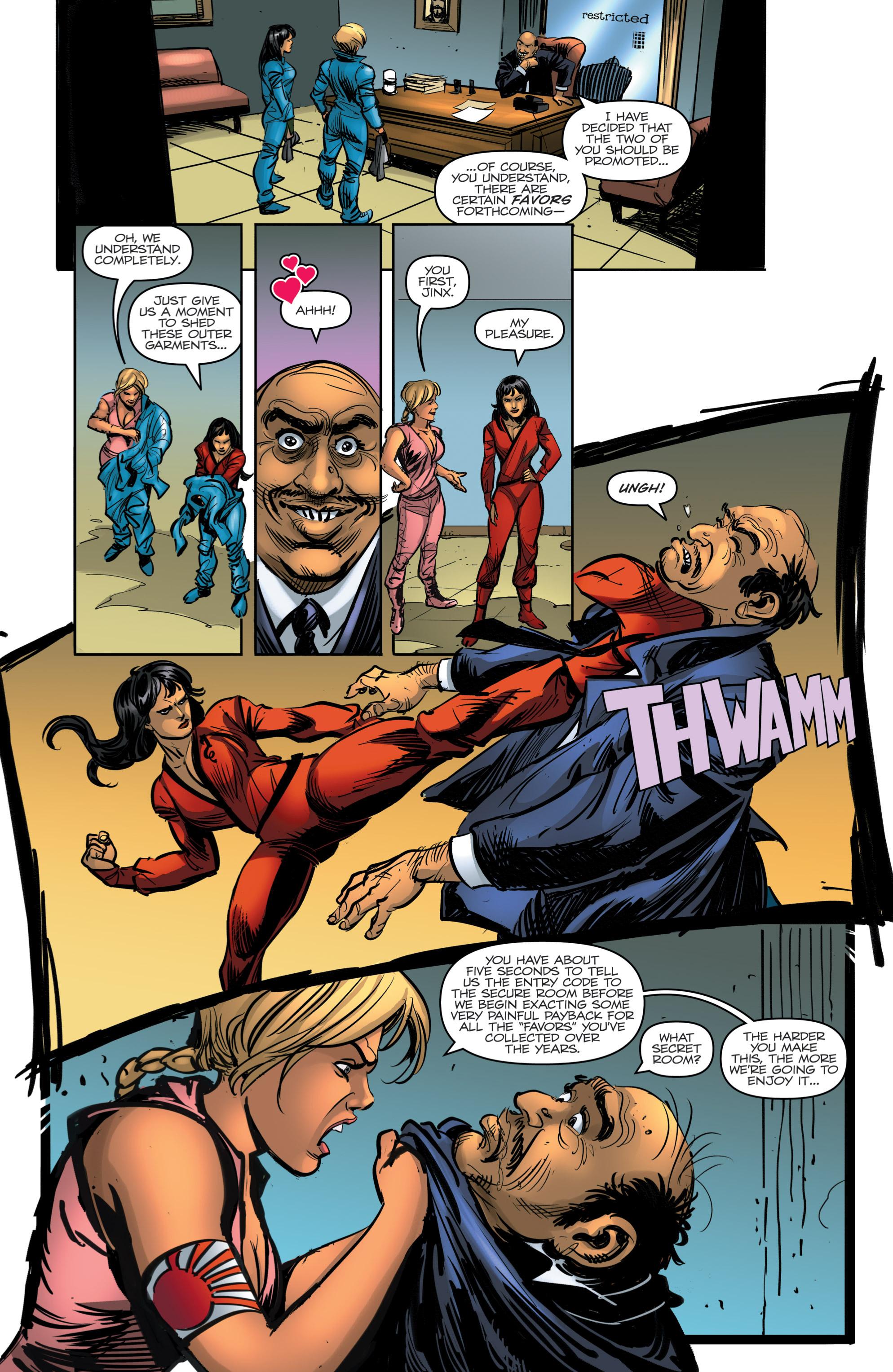 G.I. Joe: A Real American Hero 193 Page 6