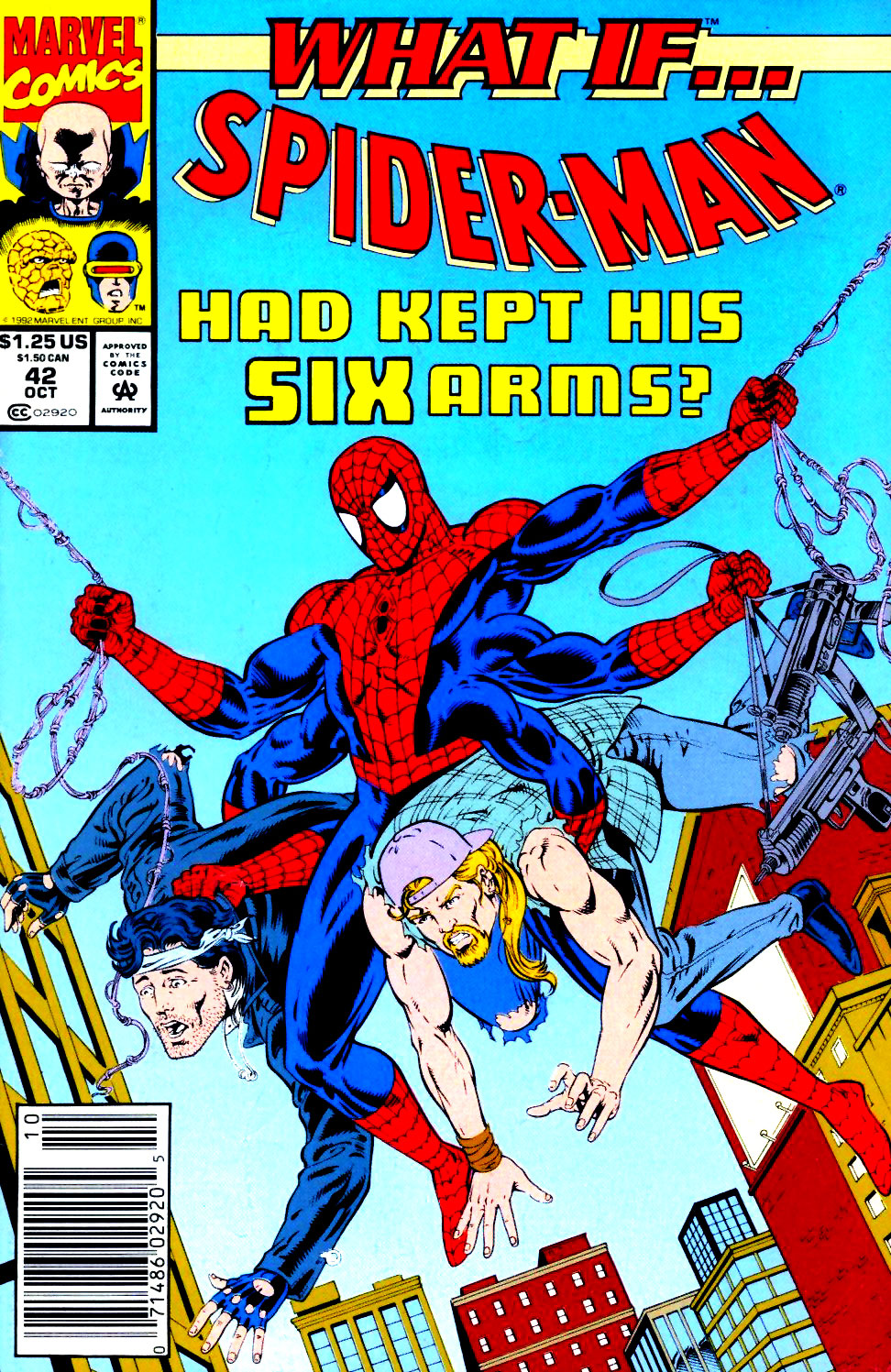 What If...? (1989) issue 42 - Page 1