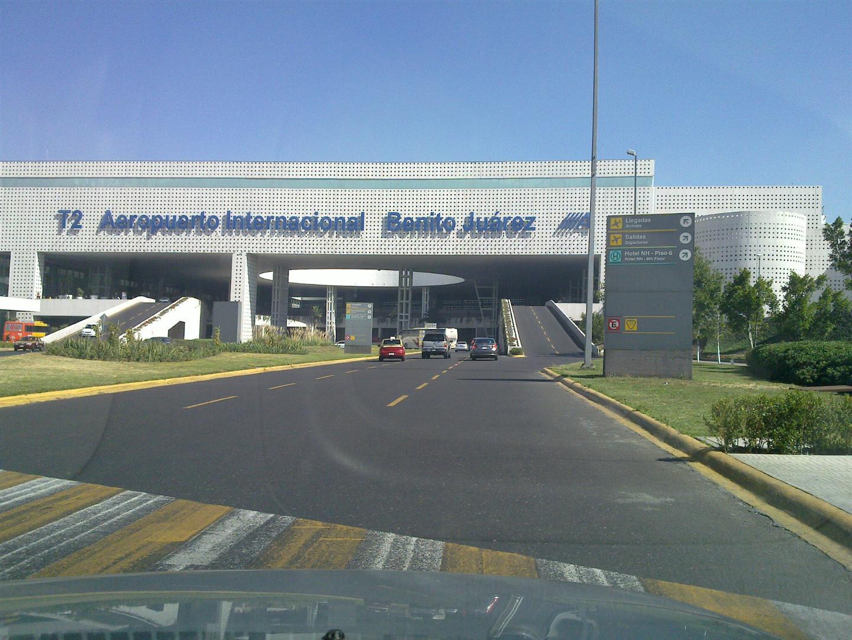 Mexico City International Airport Restaurants