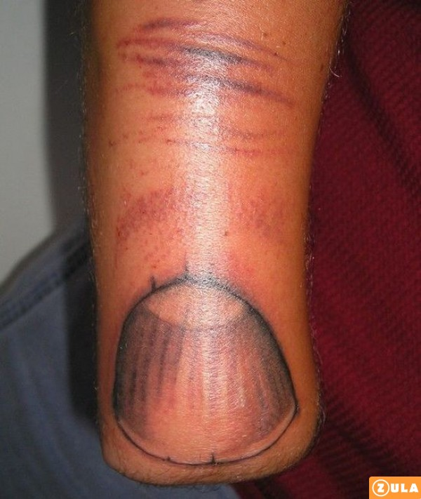 Penis Tattoo Photos 25