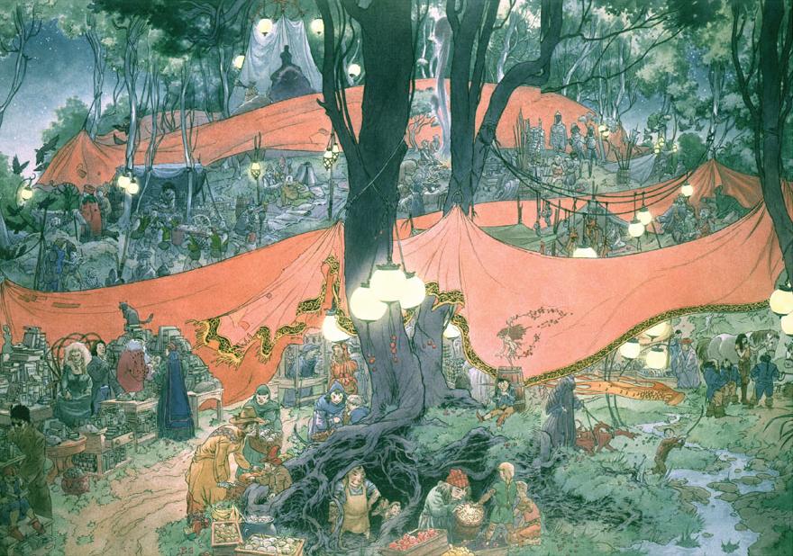 The Fairy Market