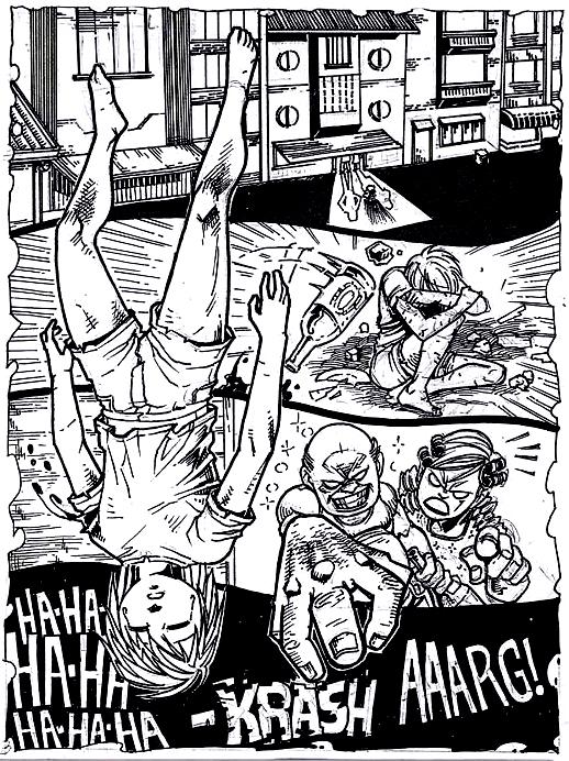 Sulyap:  Baboy by Mel Khristopher Casipit