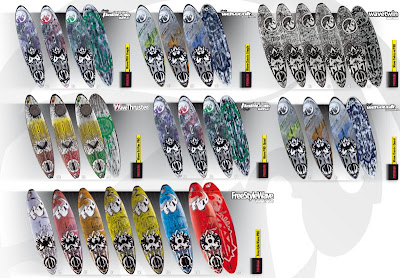 RRD windsurf board 2011