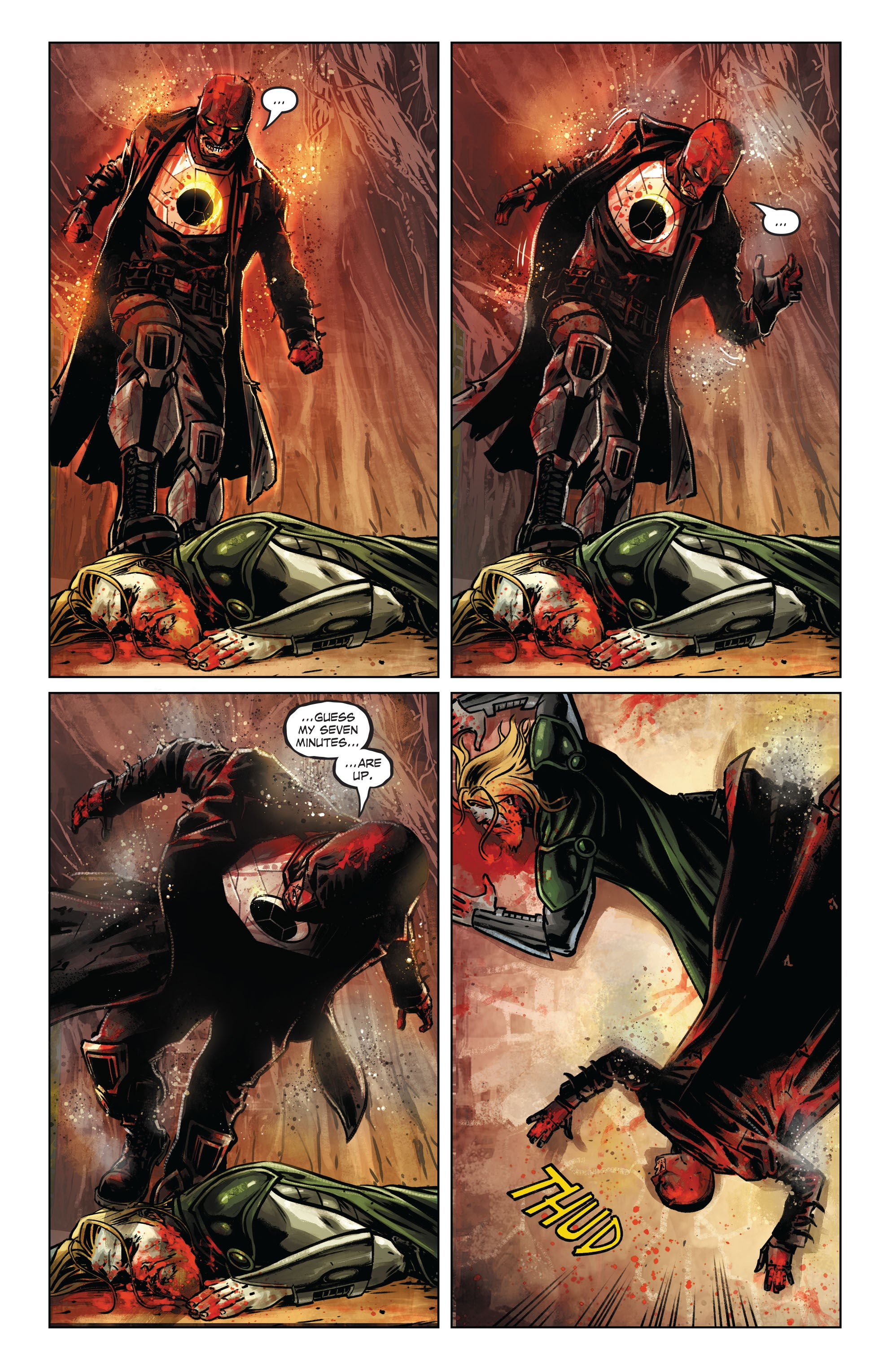 Midnighter and Apollo #_TPB #7 - English 108
