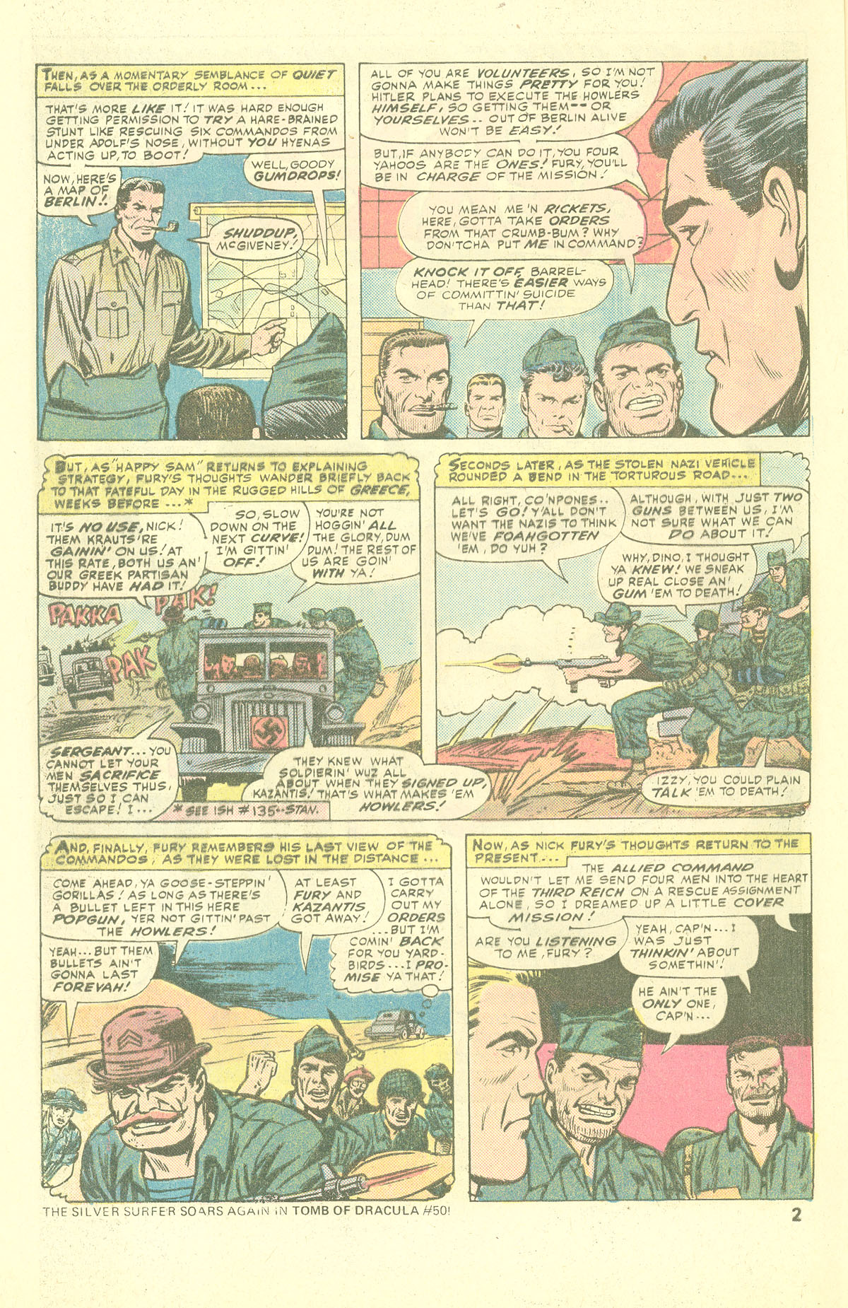 Read online Sgt. Fury comic -  Issue #137 - 4