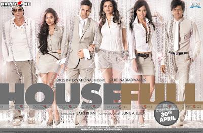 Housefull 2010 Hindi movie