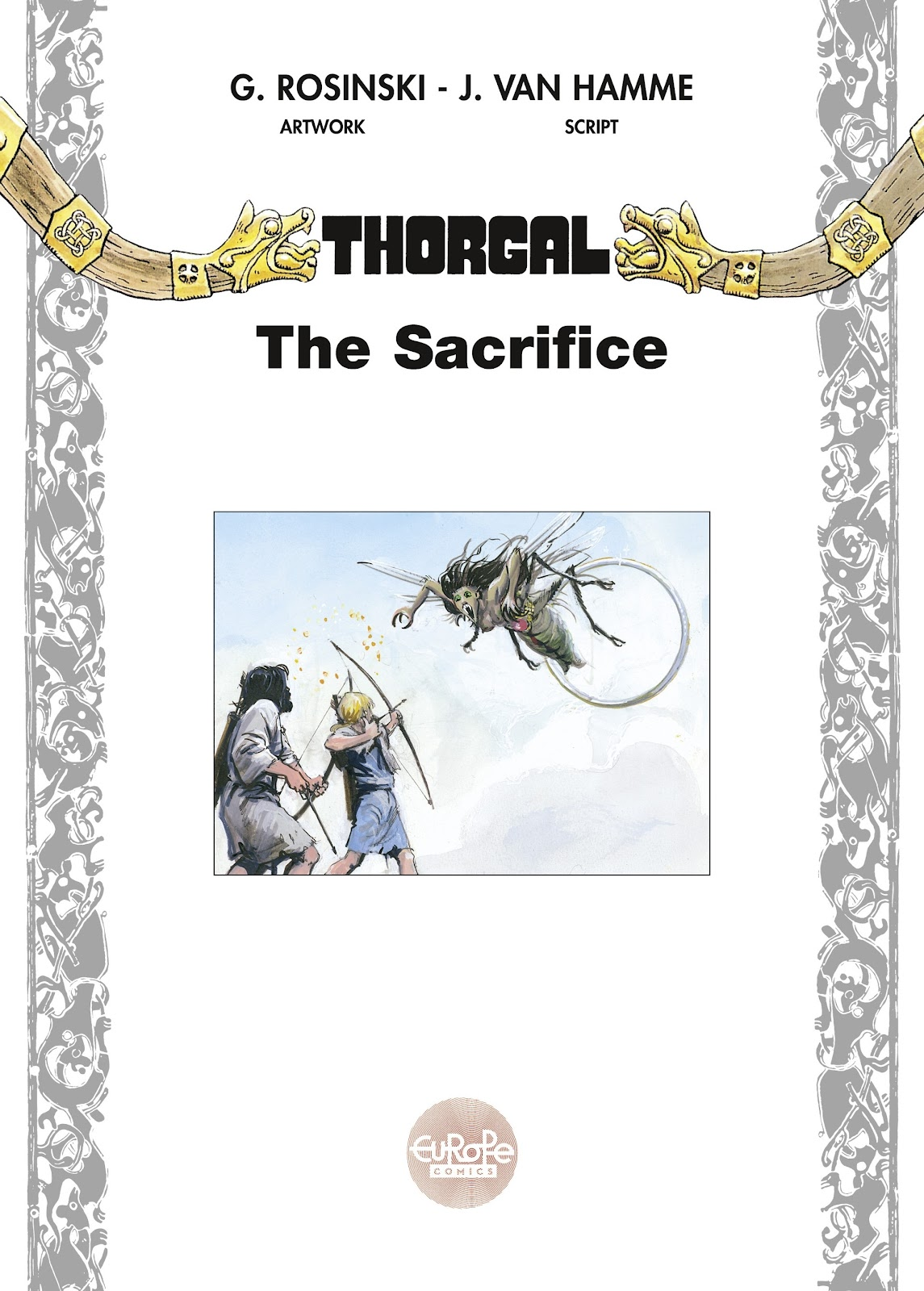 Read online Thorgal comic -  Issue #21 - 3
