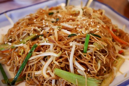 la cucina di sabrina cucina cinese spaghetti di riso