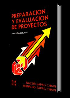 Preparación y Evaluación de Proyectos, 2da Edición – Nassir Sapag Chain & Reinaldo Sapag Chain