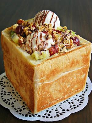 Korean Cream Cake Expeirtaion