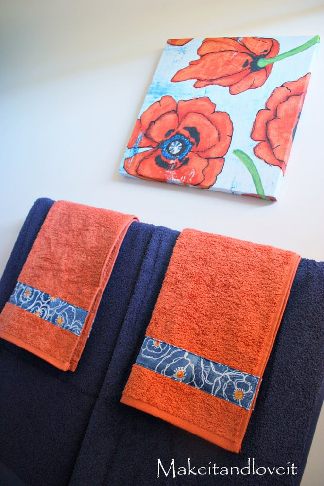How To Decorate Bathroom With Towels 2017 Grasscloth