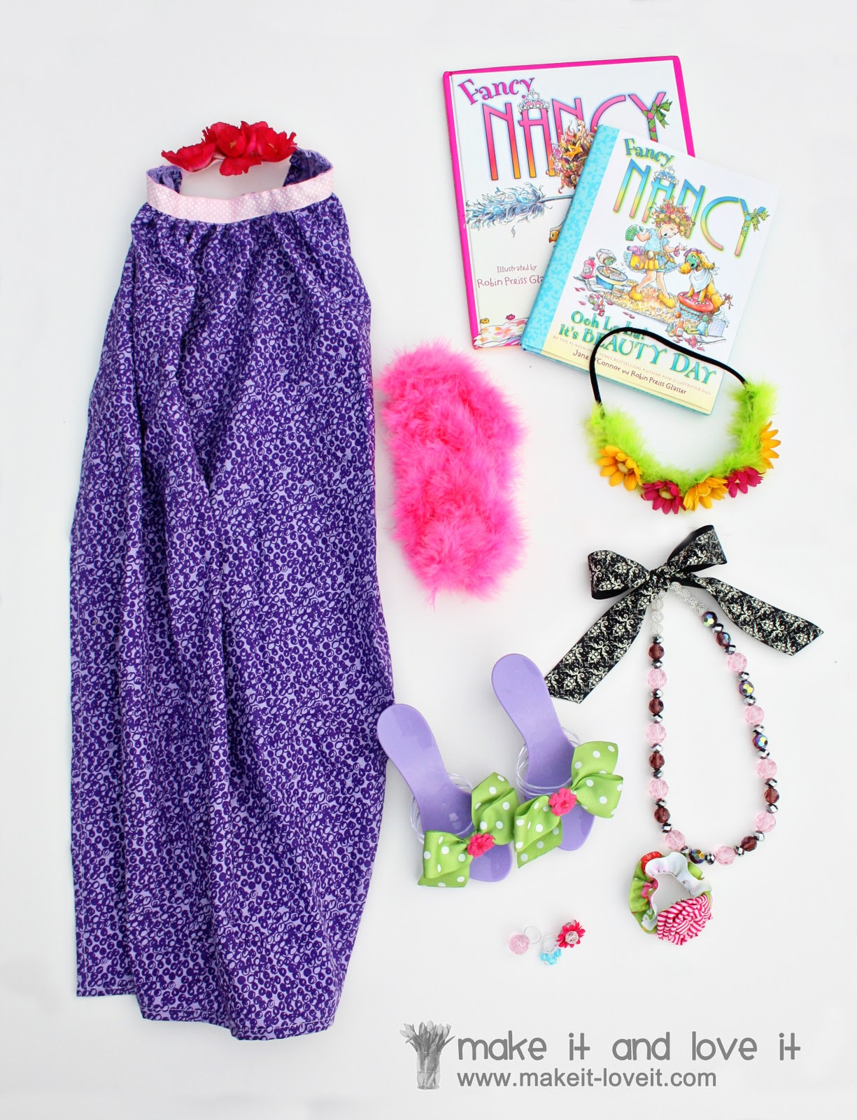 Fancy Nancy Little Girl Gift Idea