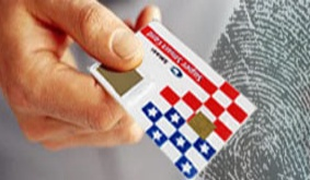 Biometric Smart Card