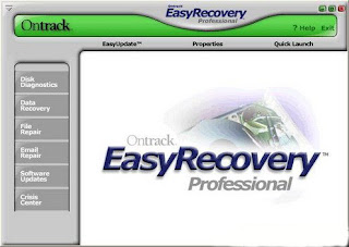 ontrack easyrecovery professional 6.12.2 gratuit
