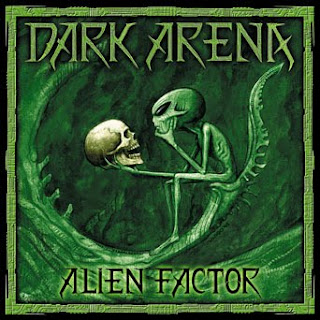 "Ο δίσκος των Dark Arena ""Alien Factor"""