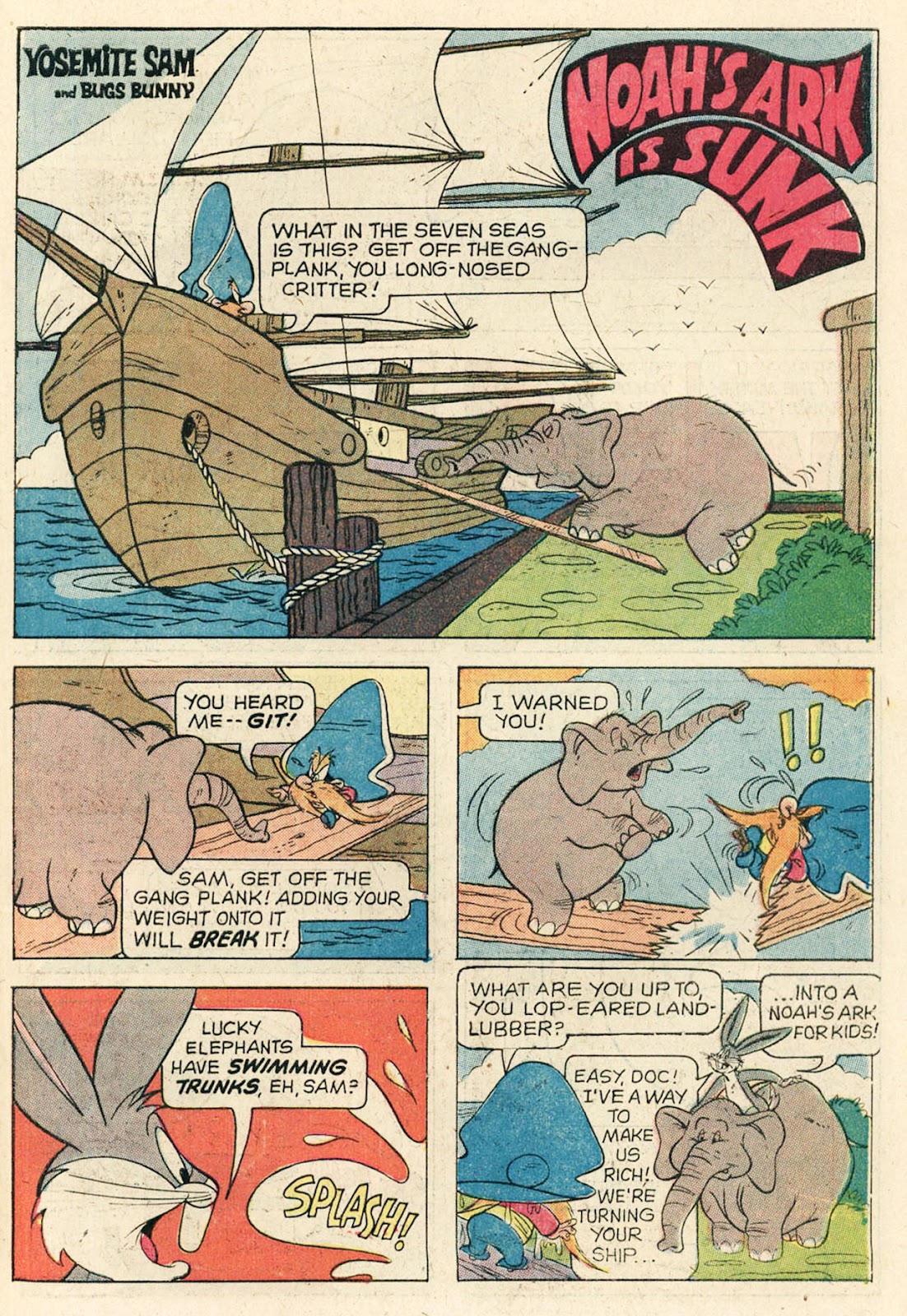 Yosemite Sam and Bugs Bunny issue 20 - Page 27