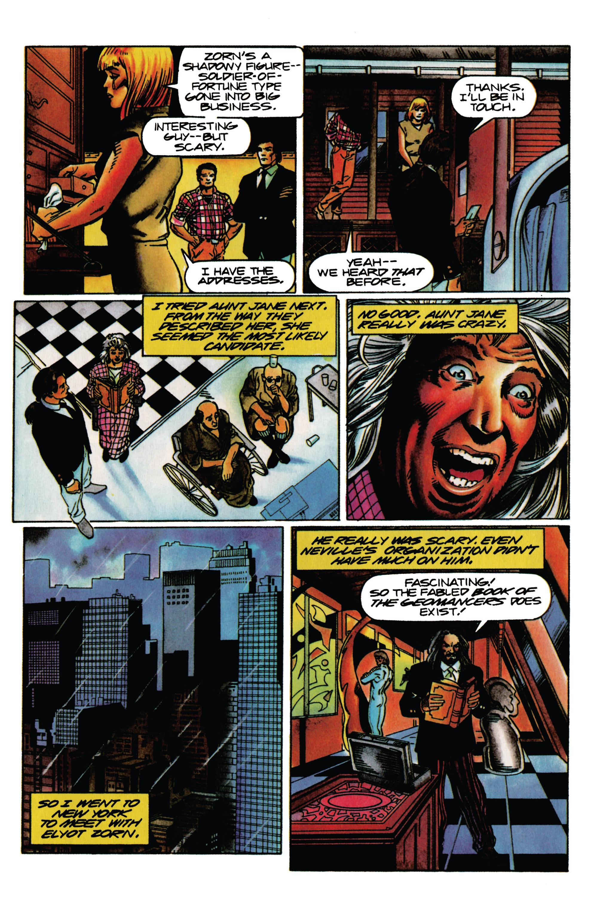 Read online Eternal Warrior (1992) comic -  Issue #27 - 13