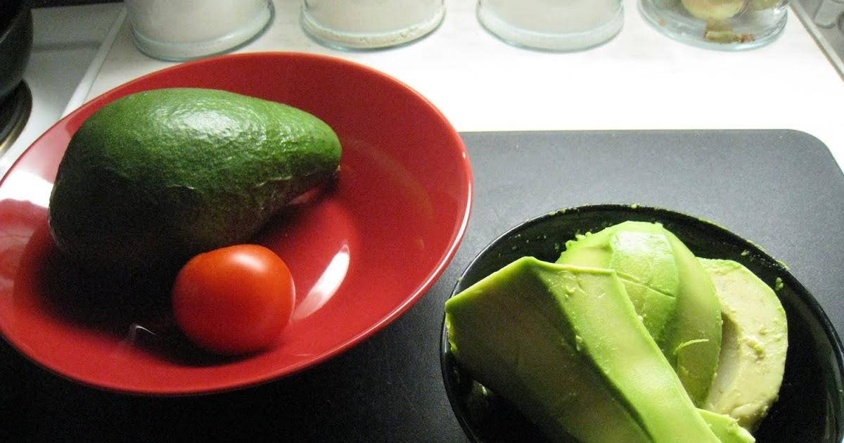 Kypsä Avokado