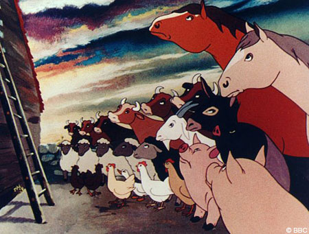 The Animal Farm News: Our leader comrade Napoleon executes