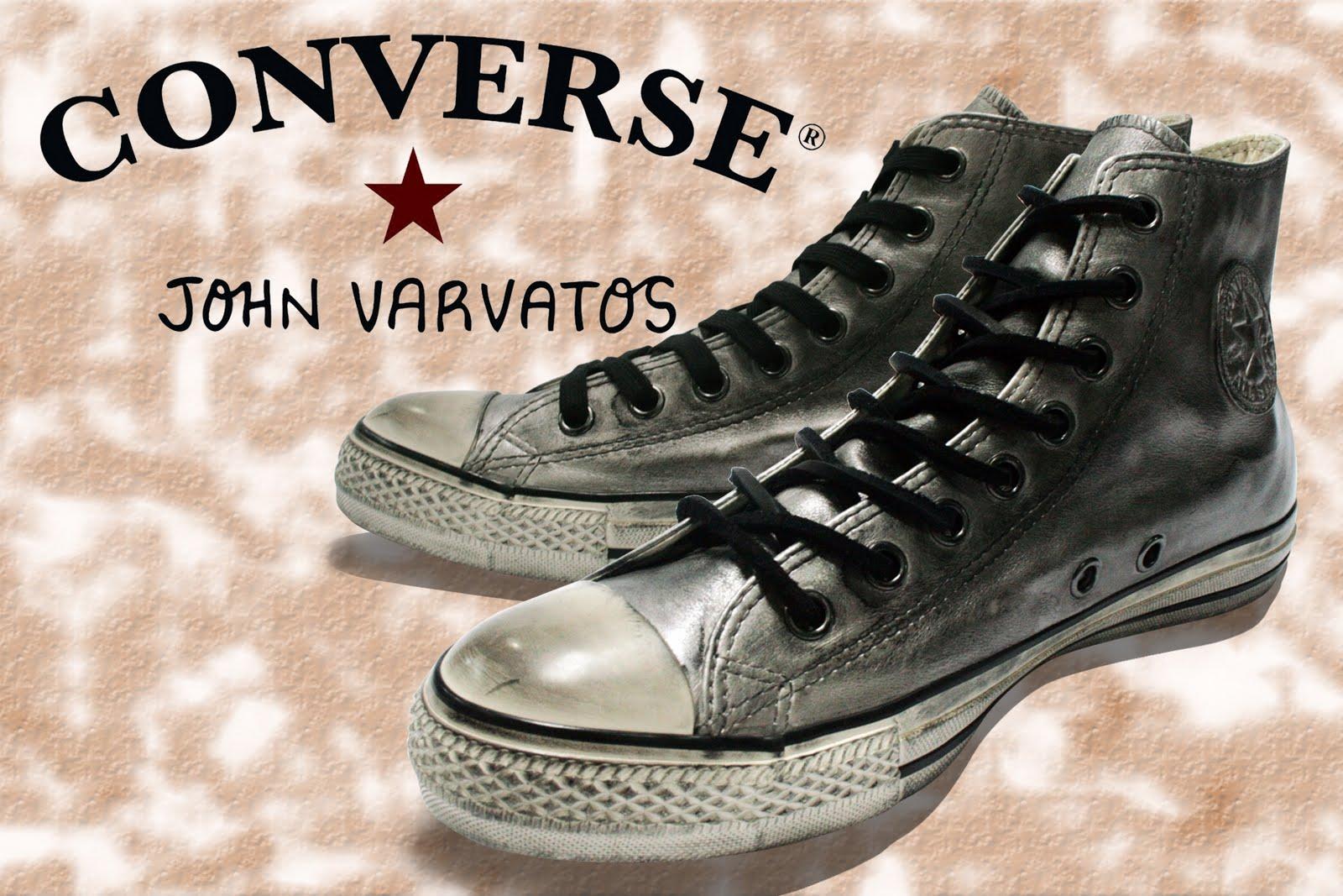JB Personal & Biz Blog: Converse and John Varvatos Releases