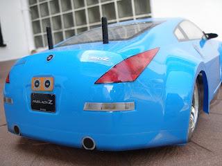 Project Slide And Drift Kiats Nissan 350z