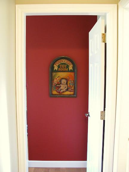 kid's bedroom decorating playroom Funky Junk Interiors