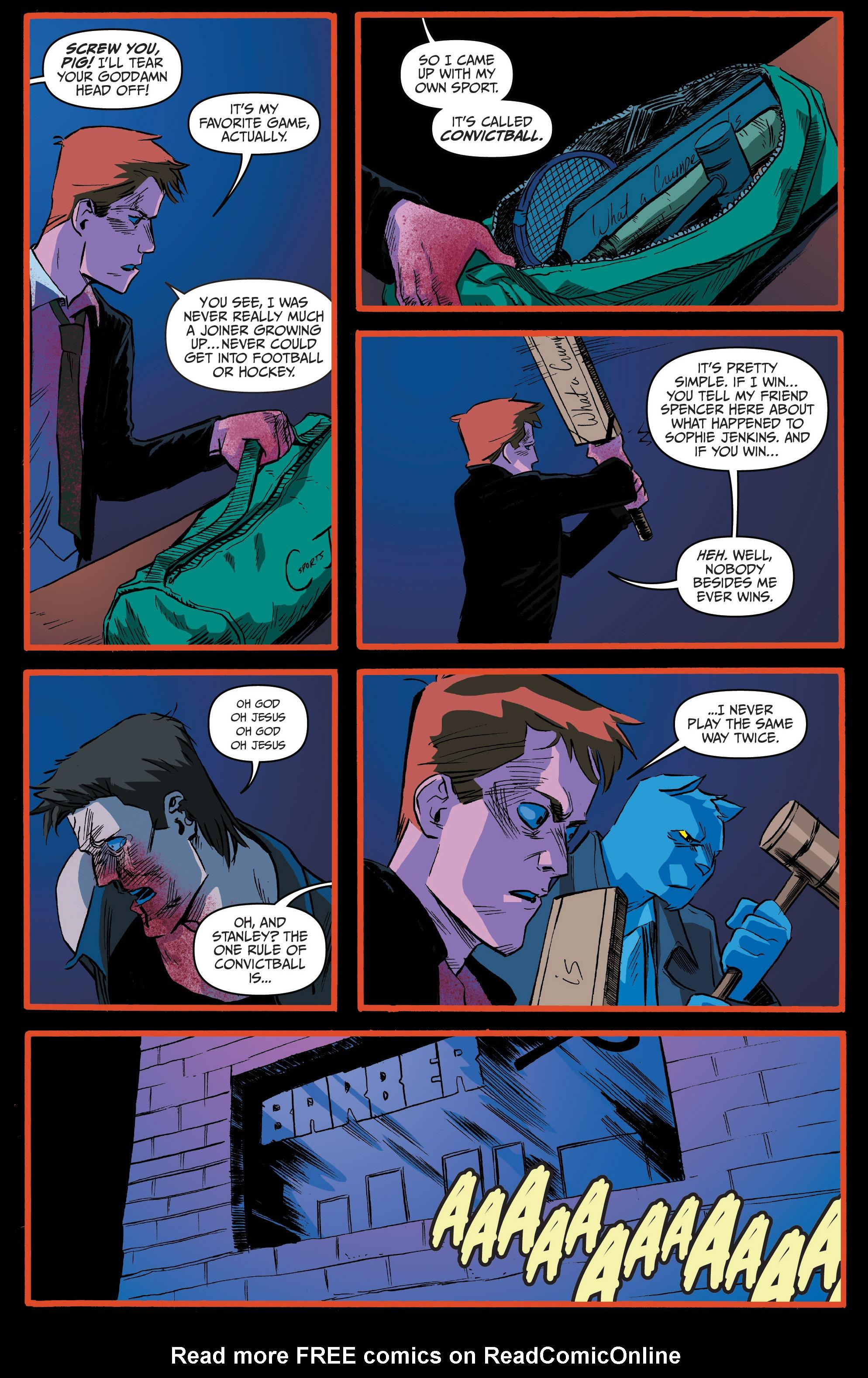Read online Spencer & Locke comic -  Issue #2 - 5