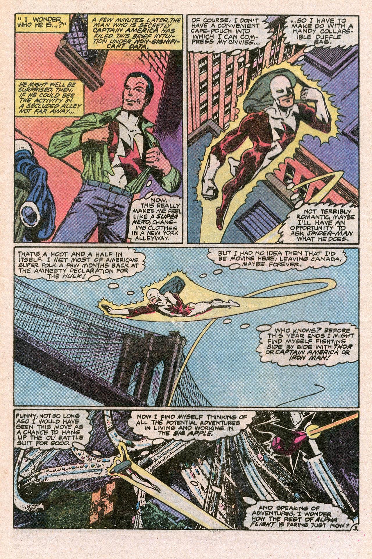 Read online Alpha Flight (1983) comic -  Issue #10 - 5