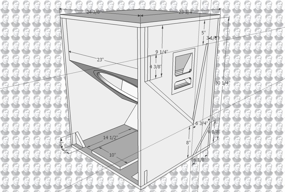10 Subwoofer Box Dimensions