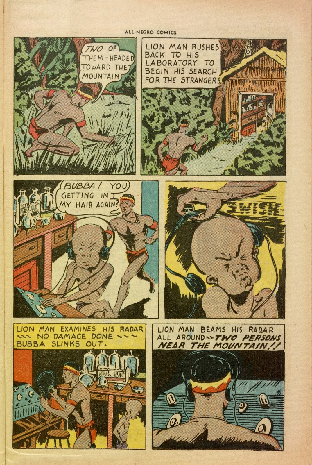 All-Negro Comics issue Full - Page 32