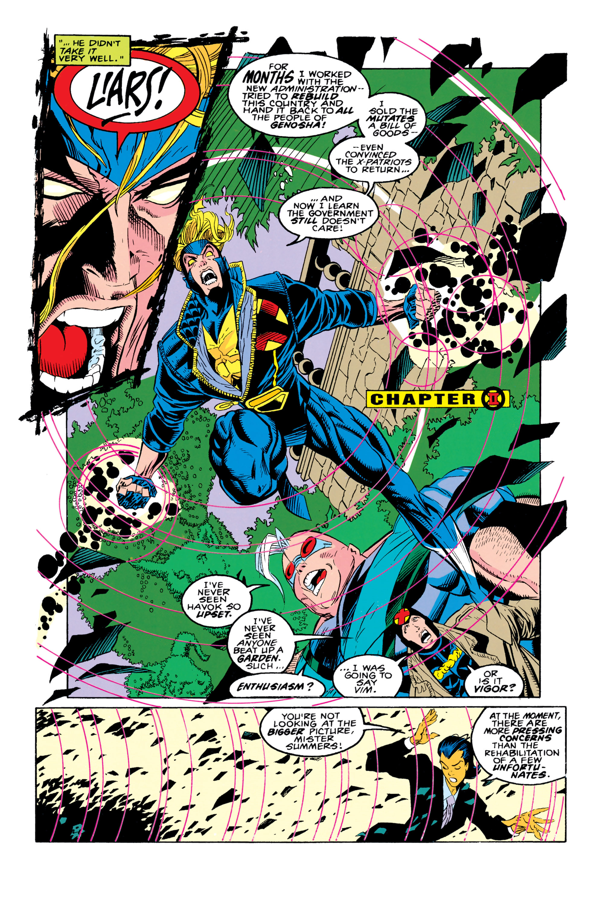 Read online X-Factor (1986) comic -  Issue #90 - 7