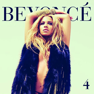 Beyoncé - 4 | Album art