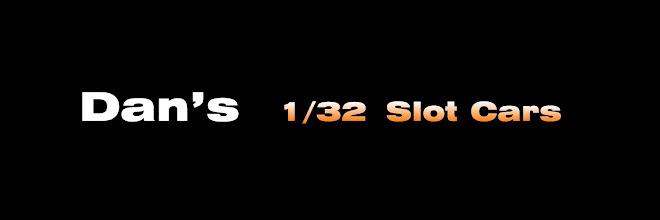 Dan's 1/32 Slot Cars: 1/32 Drag slot cars
