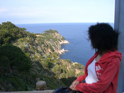 La Costa Brava in Tossa de Mar