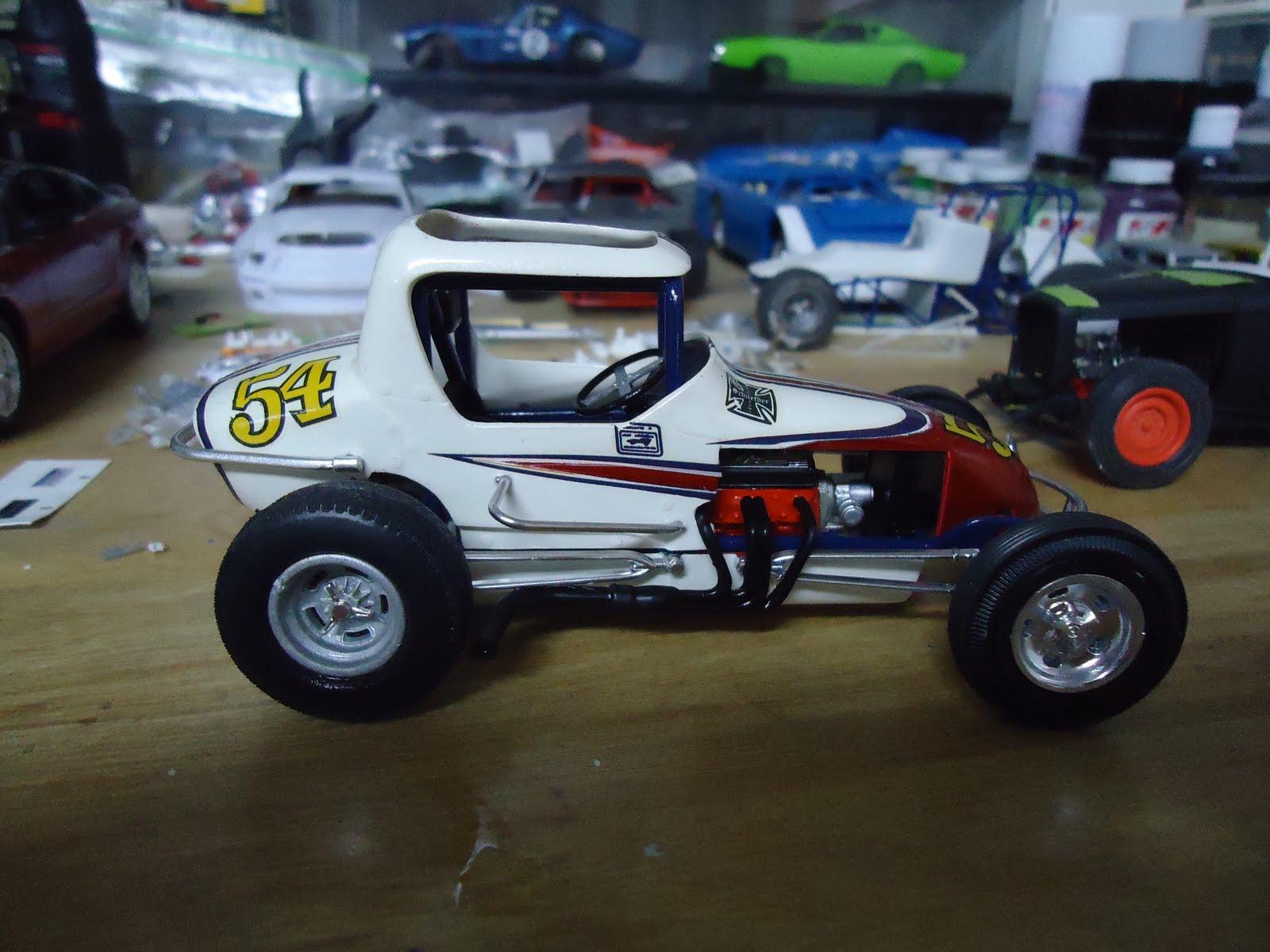 Vintage Super Modified 112