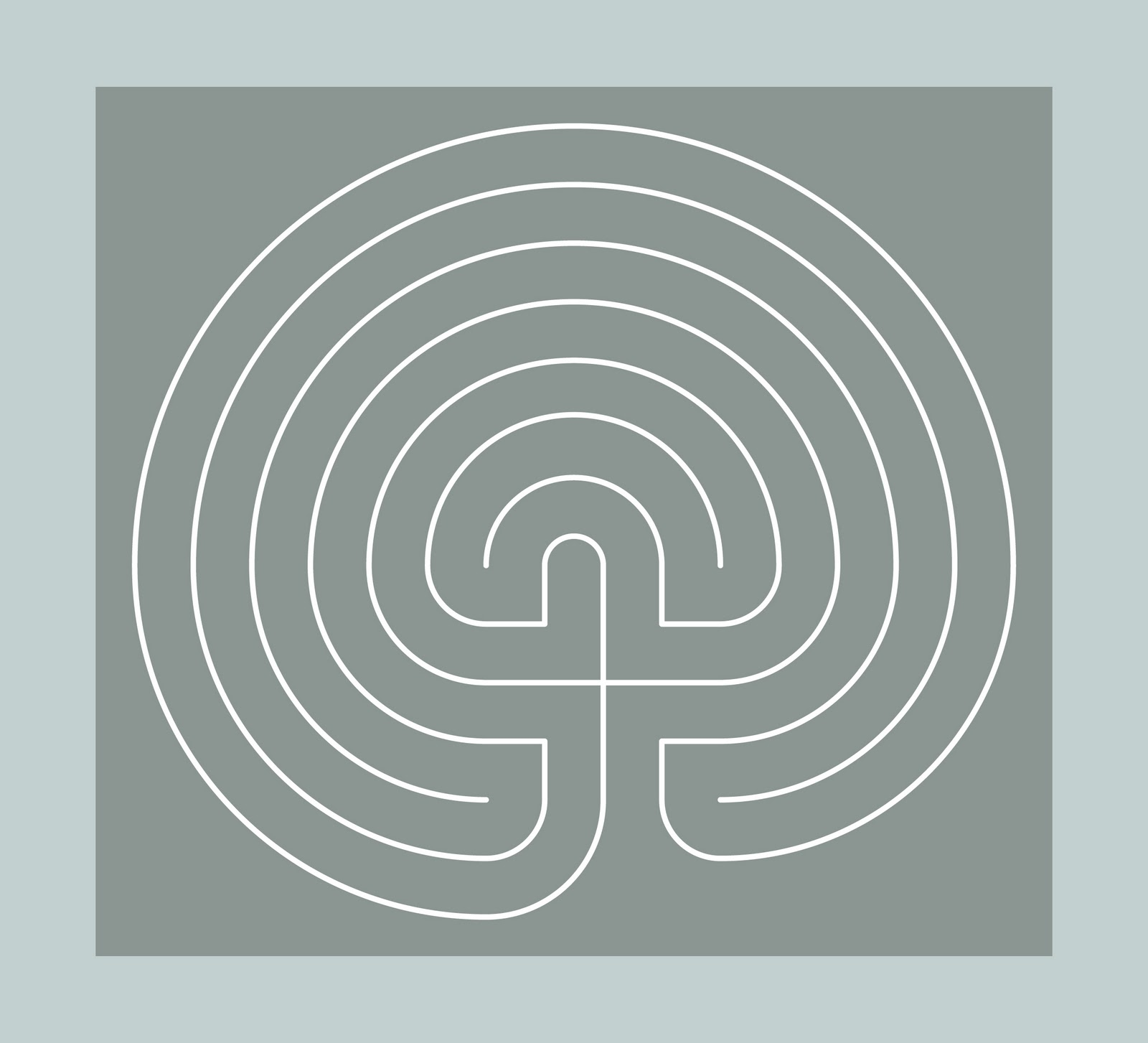 Art, Love and Life: Labyrinth or maze?