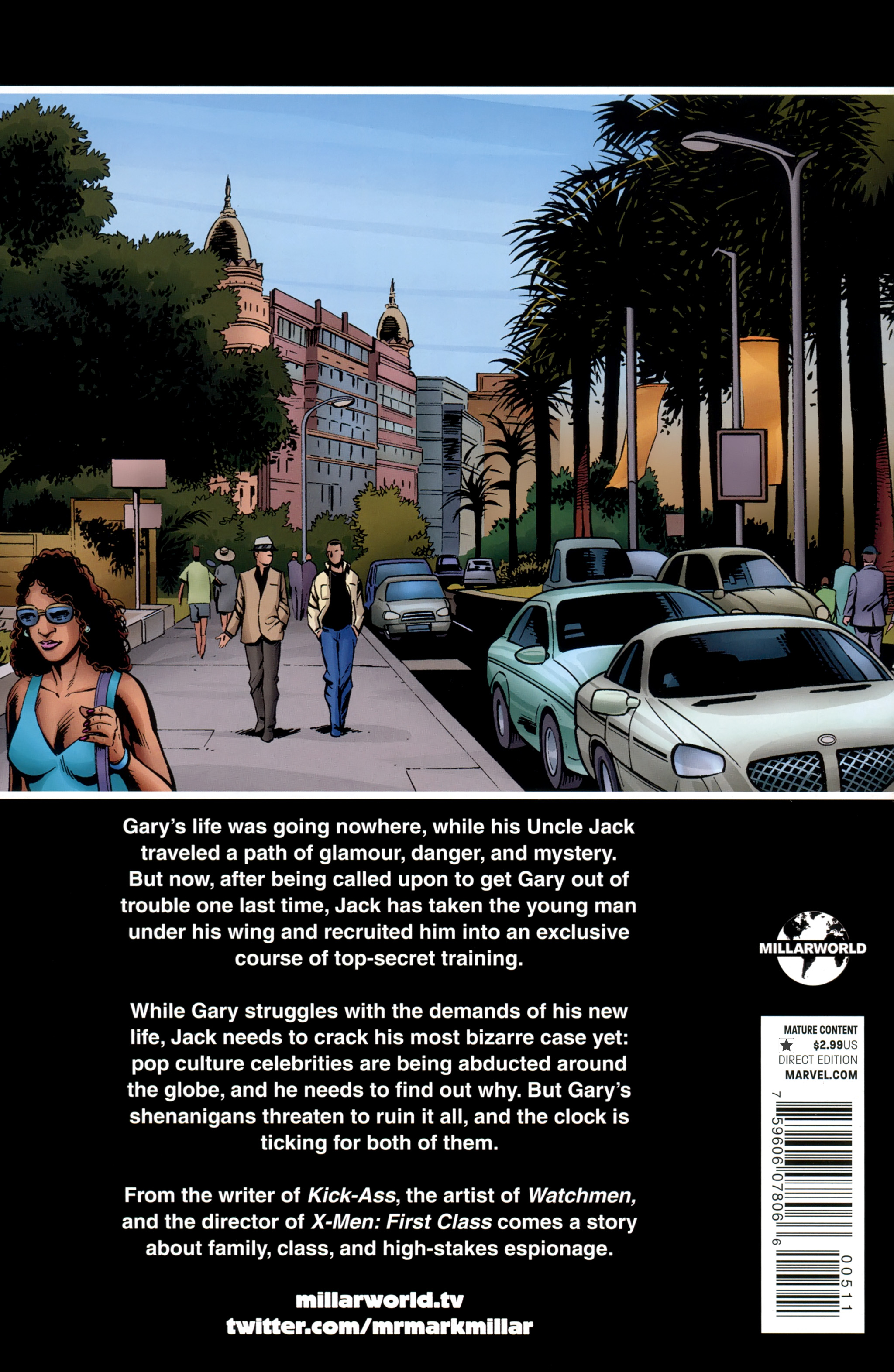Read online Secret Service comic -  Issue #5 - 29