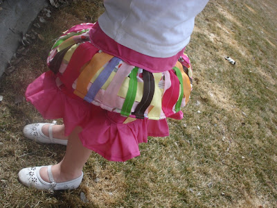 Ribbon Skirt Tutorial