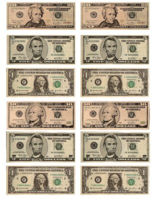 image regarding Printable Play Money $1 known as Cost-free Printable Enjoyable for All people: Free of charge Printable Participate in Revenue