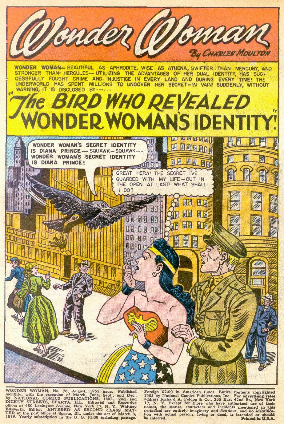 Read online Wonder Woman (1942) comic -  Issue #76 - 3