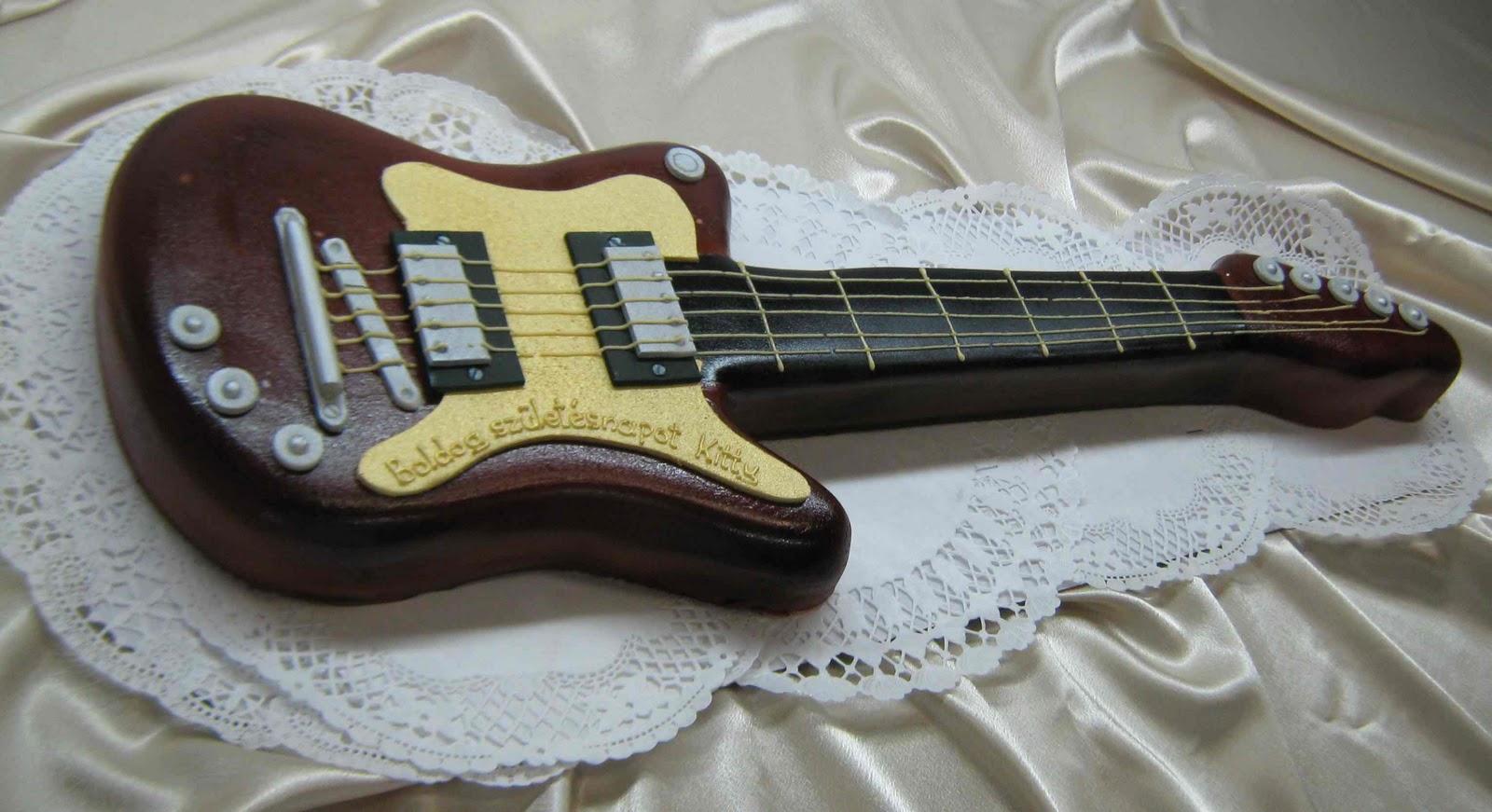 gitár torta képek FarkasVilmos: Gitár gitár torta képek