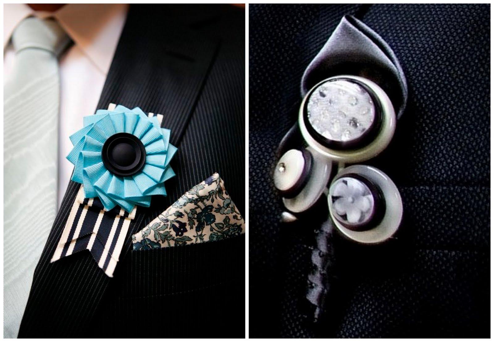 How To Make Wedding Buttonholes: Always Andri Wedding Design Blog: Wedding Inspiration Non