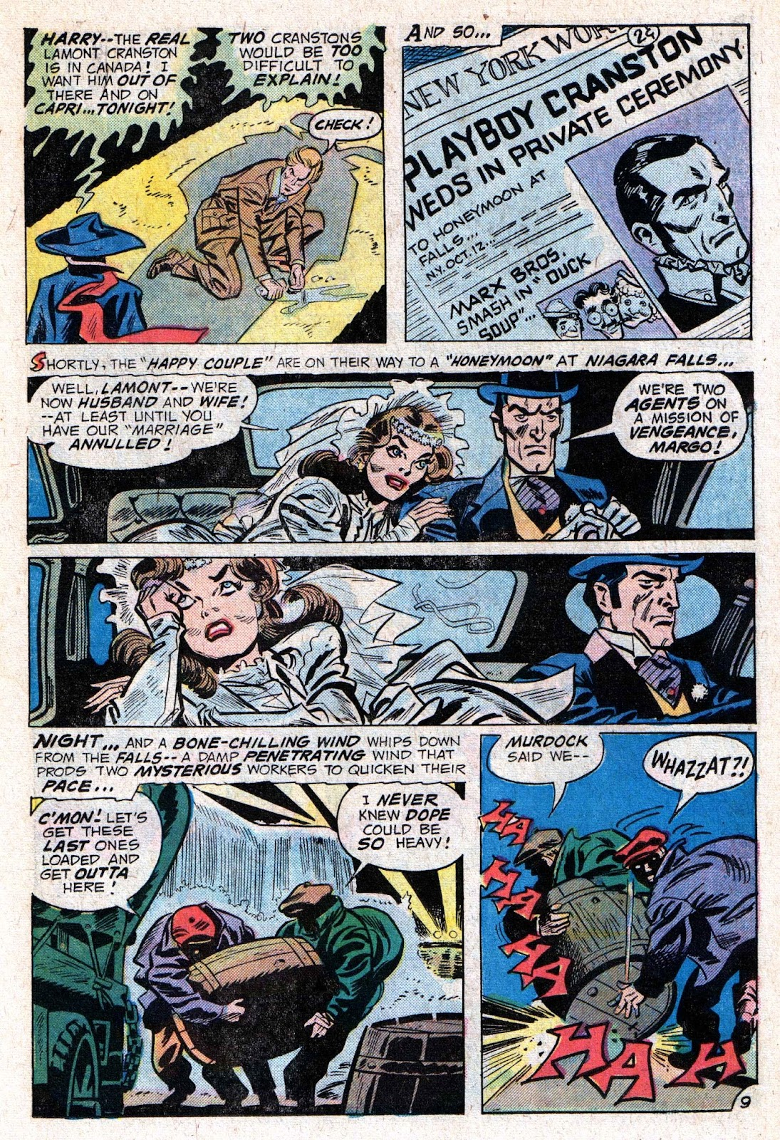 The Shadow (1973) issue 9 - Page 15