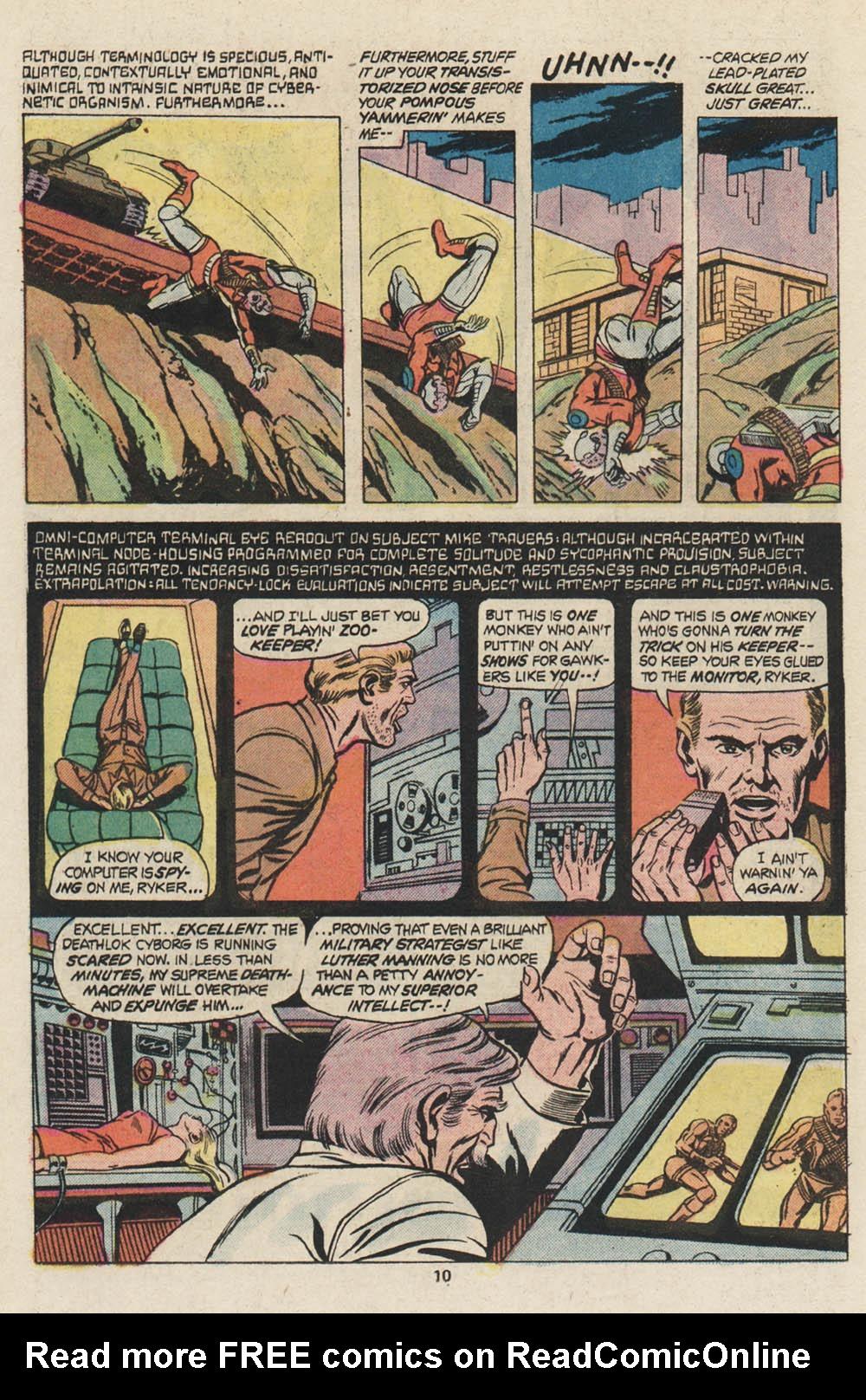 Read online Astonishing Tales (1970) comic -  Issue #30 - 7