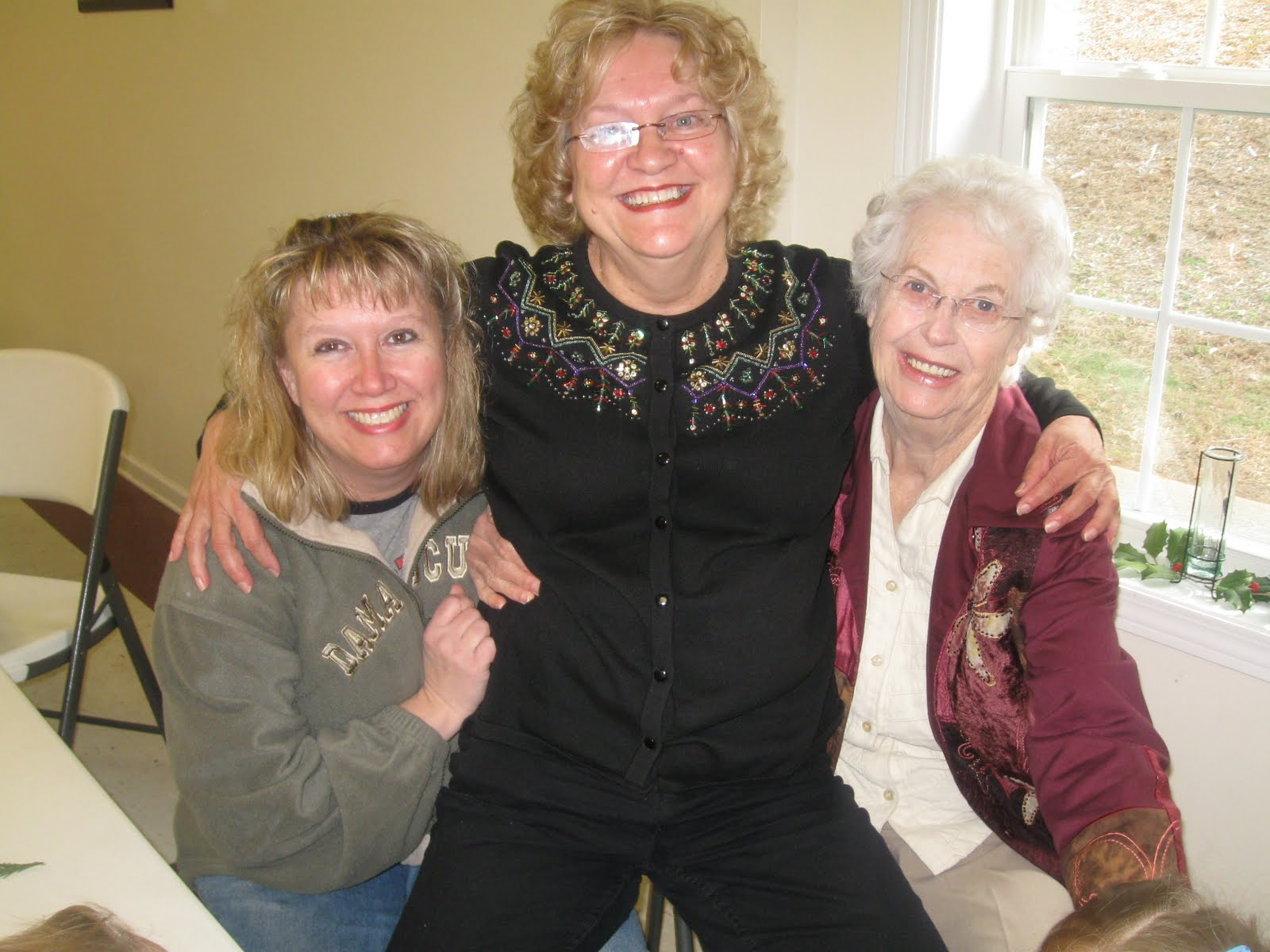 The Turner Triplets: Barnes Family Christmas