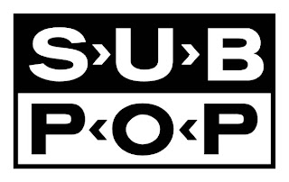 Sub Pop sneaker