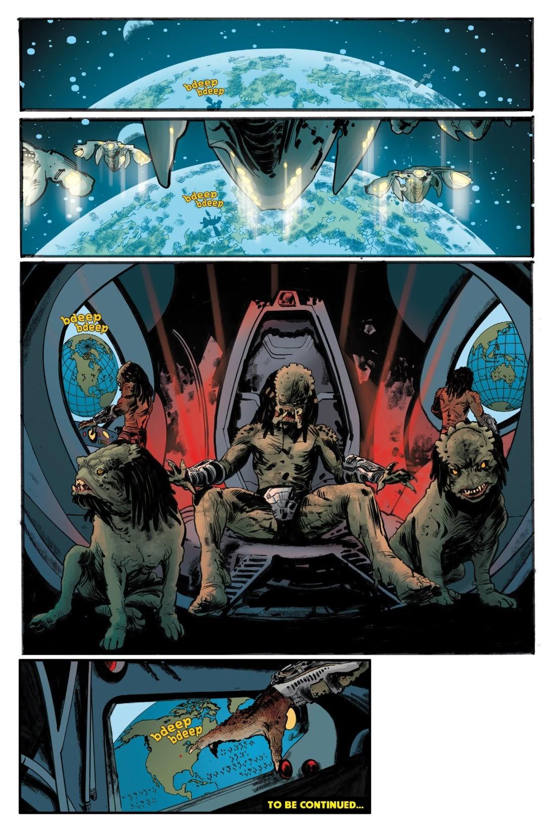 Archie vs. Predator II #1 #1 - English 24